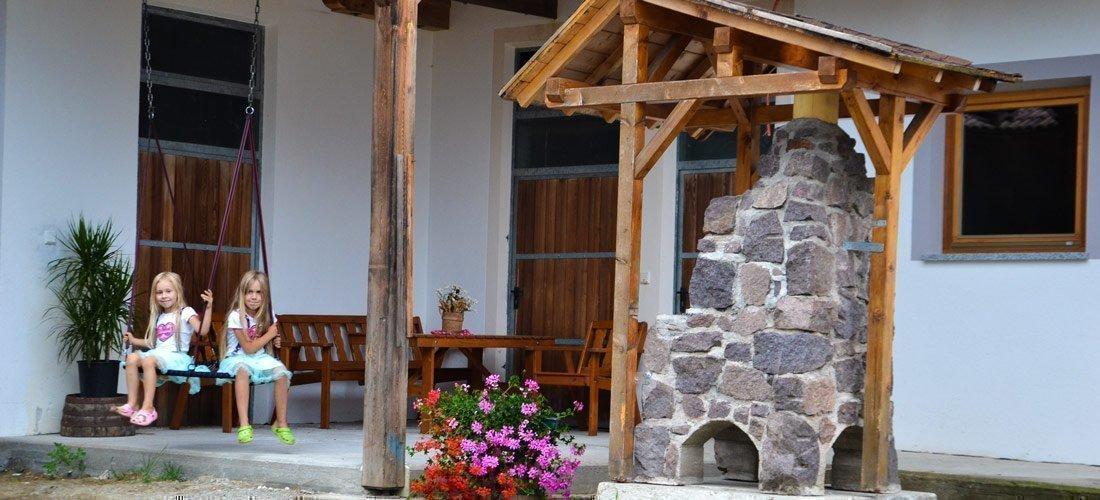 Unbeschwerter Bauernhofurlaub in Südtirol an der Plose